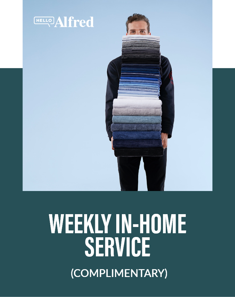 WEEKLY IN-HOME SERVICE